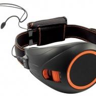 TOA ER-1000BK ハンズフリーメガホン 拡声器 ブラック&オレンジ[ER-1000BK]