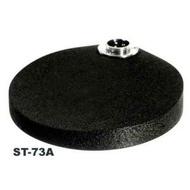 TOA マイクロホン 卓上用マイクスタンドDM-524B,524S,YM-121用[ST-73A]